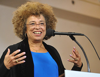 Convention Greetings: Angela Davis