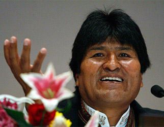 Communist Party denounces diversion of airplane of Bolivian Pres. Morales