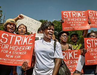 Stagnation & Low Wage Organizing