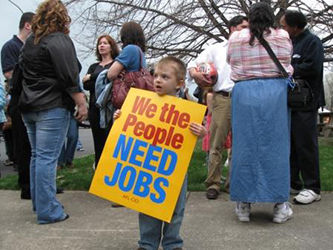 The Fight for Jobs: Pre-Convention Discussion with Scott Marshall