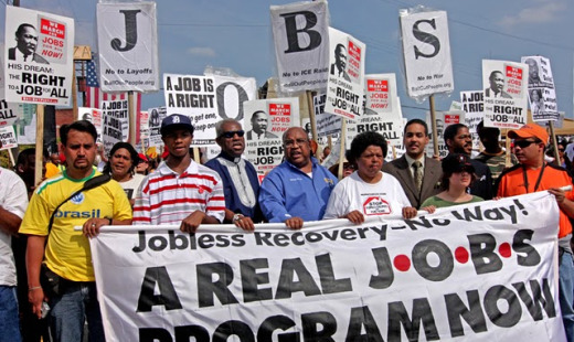 Hope and action for jobs