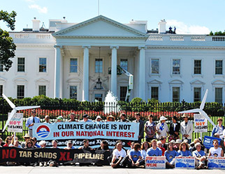 Keystone XL: Bad for jobs, country & planet