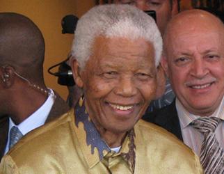 Long live Nelson Mandela!