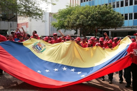 Take Action in Solidarity with the Venezuelan People