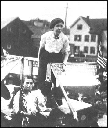 Elizabeth Gurley Flynn to be inducted into labor hall of fame