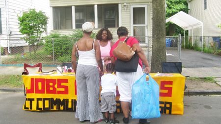 Block party makes for great neighborhood outreach