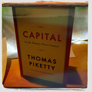 An activist view of Piketty's Capital in the 21st Century (video)