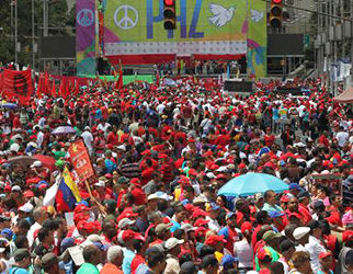 Communist Party Reminds US Government to Keep Hands off Venezuela
