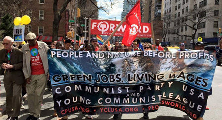 CPUSA Statement to 17th International Meeting of Communist and Workers' Parties