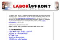 Organized Labor and the Green Economy
