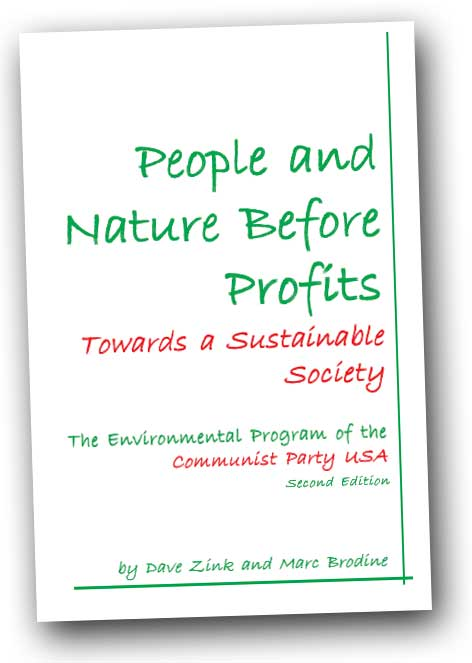 People & Nature Before Profits