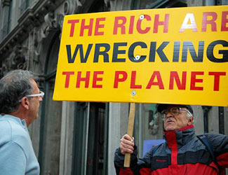 Communist Party heralds Occupy Wall Street movement