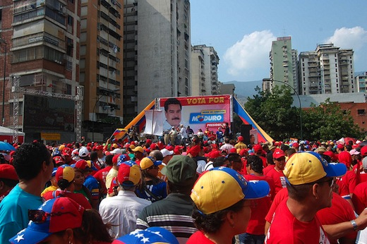 Communist Party USA says no sanctions against Venezuela