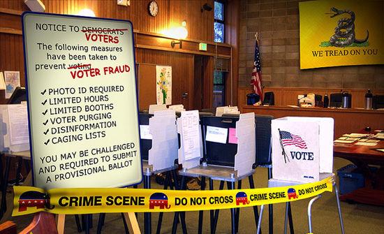 Top ten reasons to vote