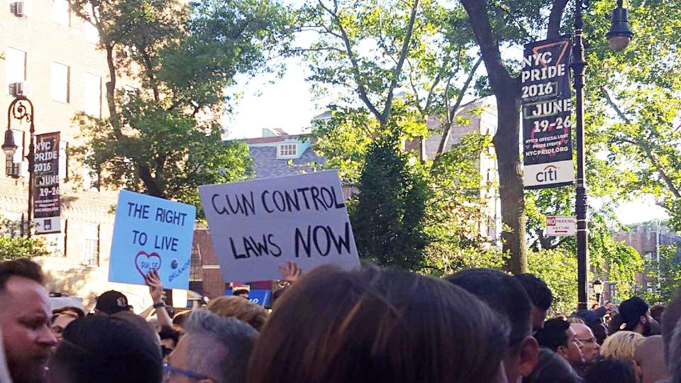 Orlando: Unite against hate