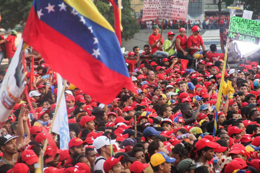 This week @cpusa: Crisis in Venezuela