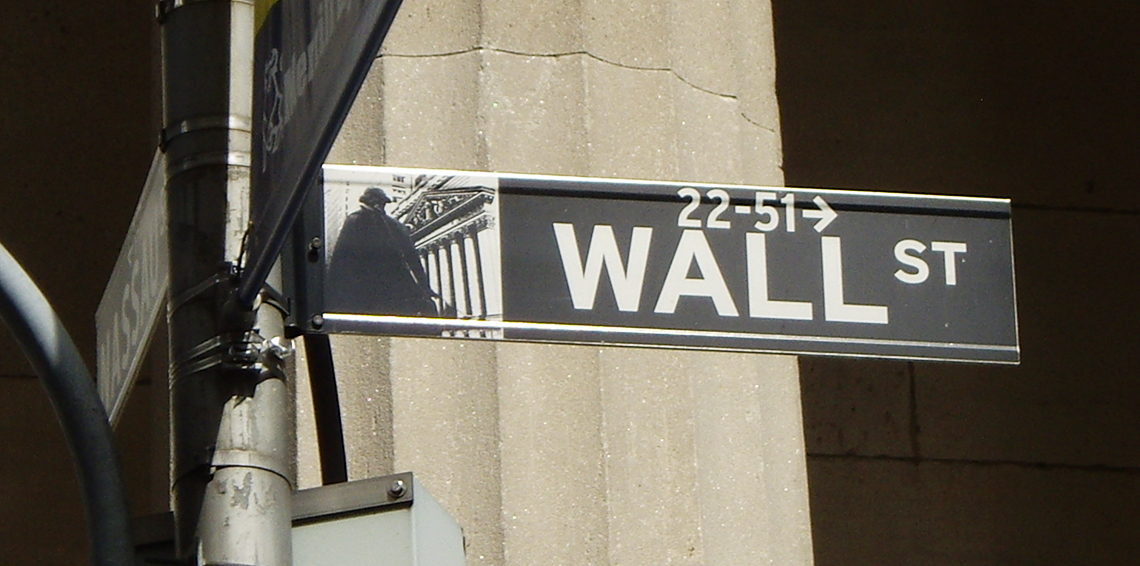 New campaign takes aim at Wall Street