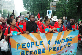 Climate marchp