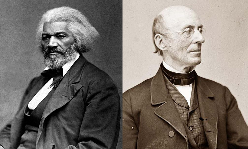 How an abolitionist debate sheds light on Sanders support for Clinton
