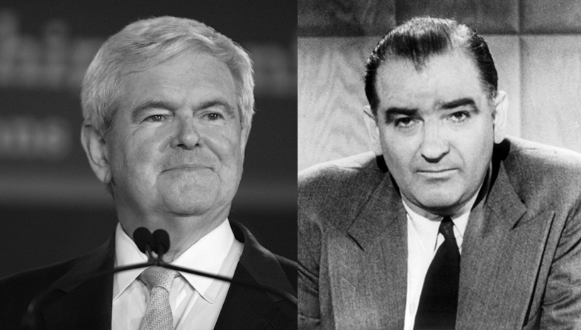 Say no to Gingrich's call for House Un-American Committee