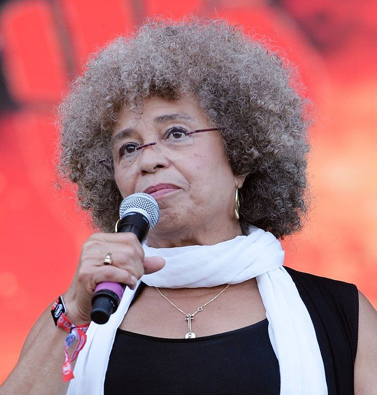 We're not going back: featuring Angela Davis