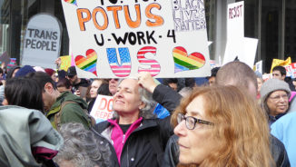 """The """"urgency of now"""" in building the democratic resistance"""