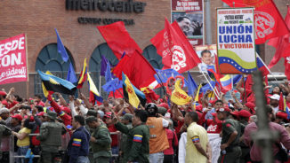 Communist Party condemns attack on President Maduro