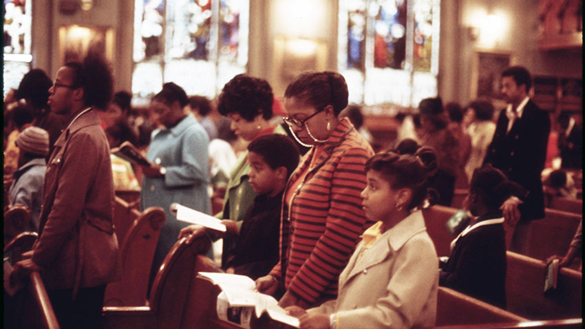 The role of the black church