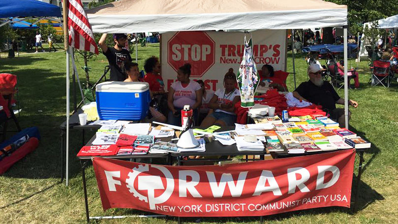Over 30 workers join Communist Party at Buffalo Juneteenth