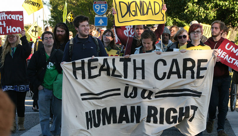 Patients, providers, and health care for all