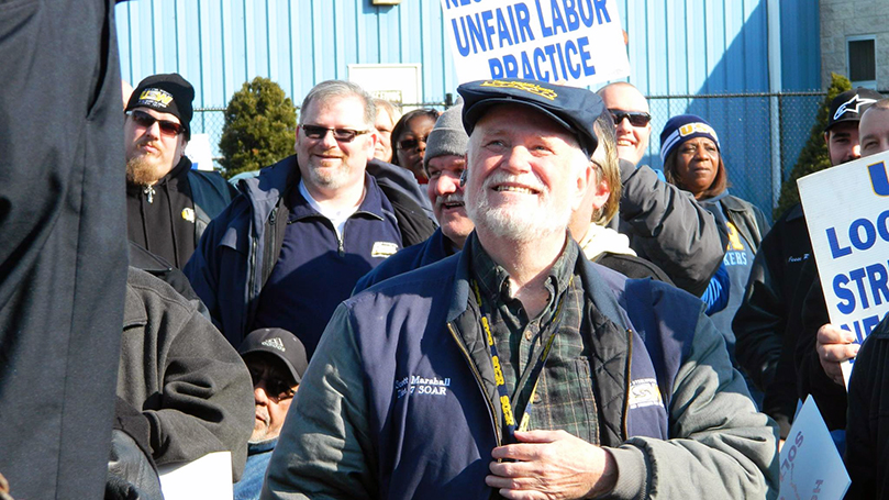 Organized labor and the Trump regime: An interview with Scott Marshall
