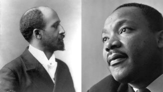 The radicalism of WEB Du Bois and Martin Luther King Jr.