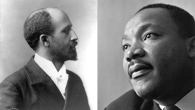 The Radicalism of Martin Luther King Jr  and W.E.B.  Du Bois
