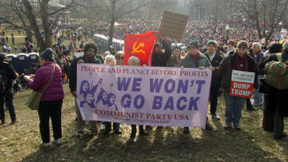 Boston CP plans for May Day, fall elections