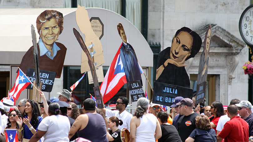 Puerto Rican Women  and the fight for equality
