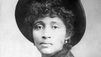 Lucy Parsons, American revolutionary