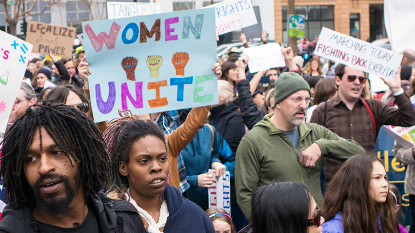 Against male supremacy and for socialism