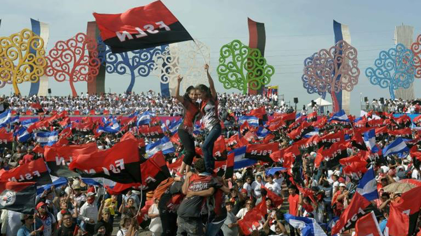 Nicaragua's national dialogue and peace must be guarded against foreign interference