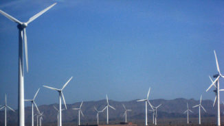 While the world burns, China goes green