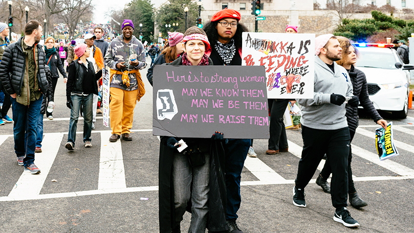 How can Marxism contribute to women's equality?