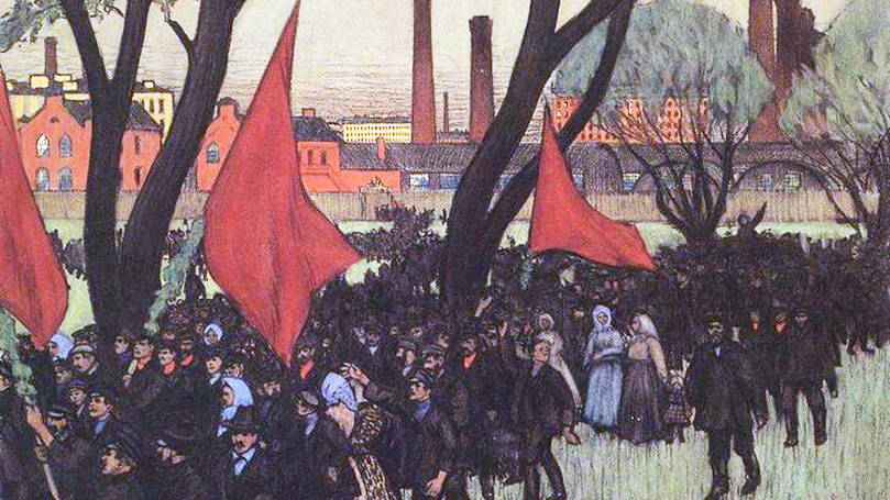 A brief history of the world communist movement