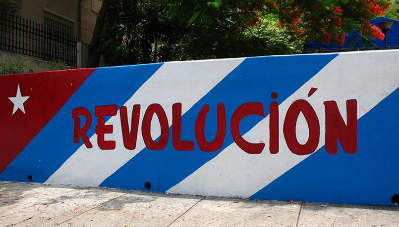 Greetings on the 60th anniversary of the Cuban Revolution