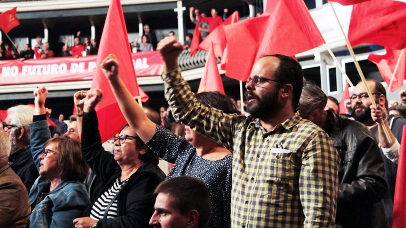 The crisis of capitalism and the Communists