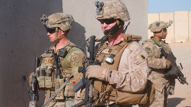 Bring U.S. troops home from Syria