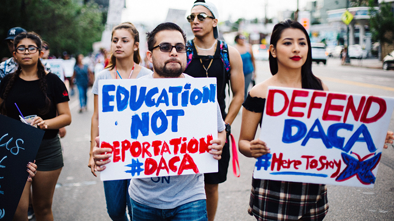 New legislative action for immigrant rights and new edition of Immigration Myths v Facts