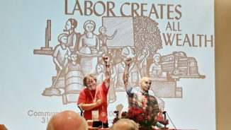 Celebrating its 100th birthday, the CPUSA is alive and kicking!