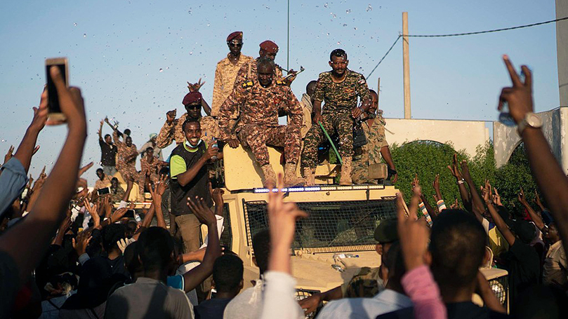 International Notes: Sudan CP hails broad coalition for democracy
