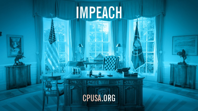 Statement on Trump impeachment hearings