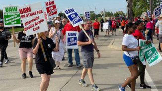 All out support for striking autoworkers!