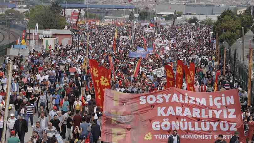International Notes: CP's condemn Turkey's invasion of Syria